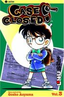Case closed Vol. 3 / [translation: Joe Yamazaki]