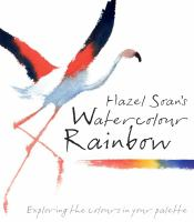Hazel Soan's Watercolour rainbow