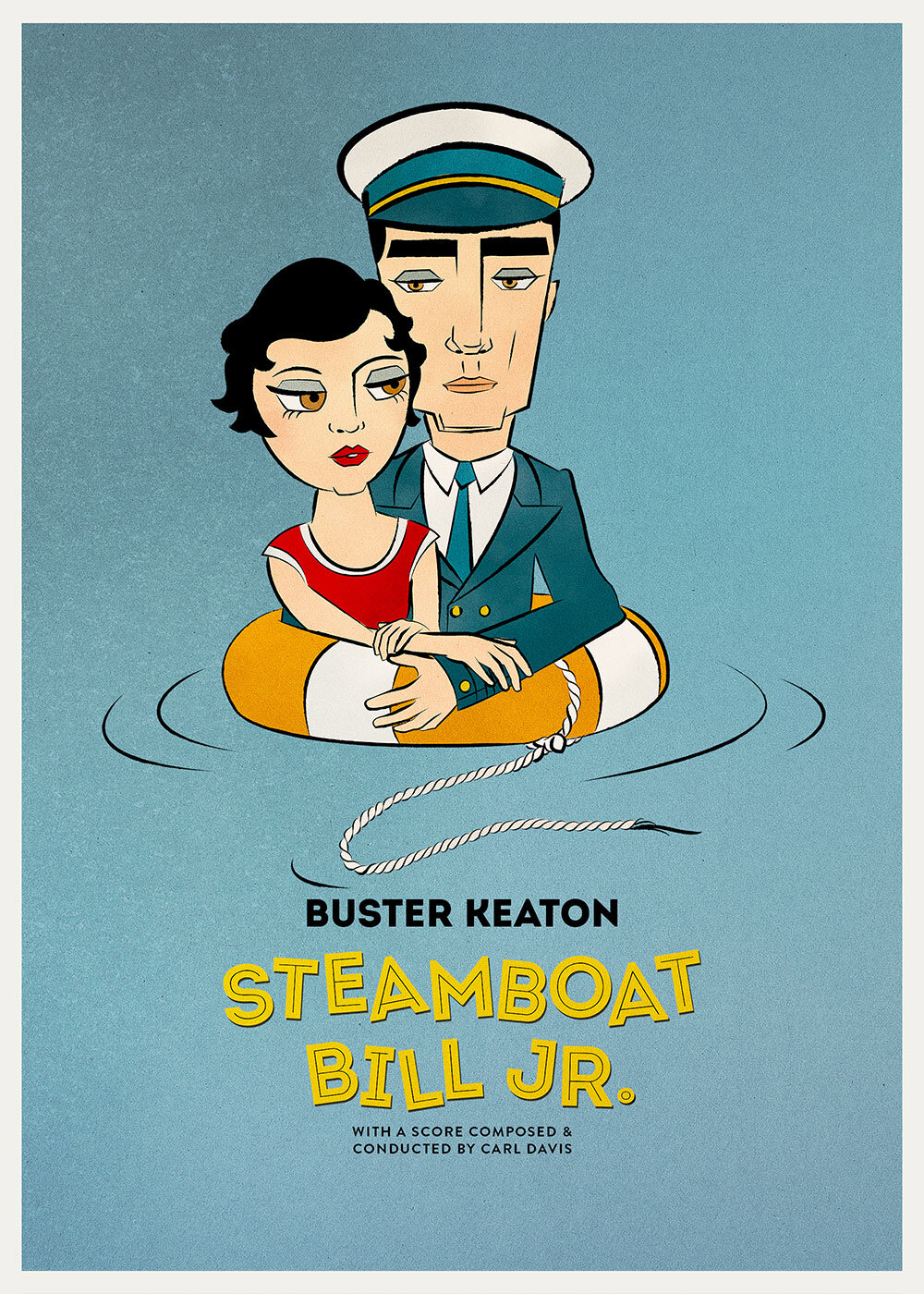 Steamboat Bill, Jr
