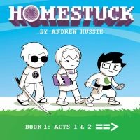 Homestuck: Book 1, Part 1, act 1 & act 2