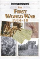 The First World War 1914-18